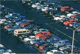 Perpendicular Parking - taken fromwww.ulv.edu/masterplan/parking.phtml